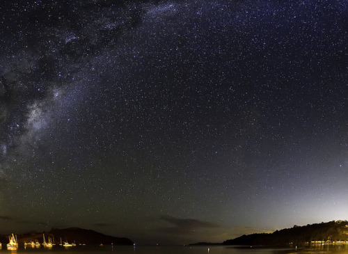 Stars over Sandspit by Astronomr on Flickr.