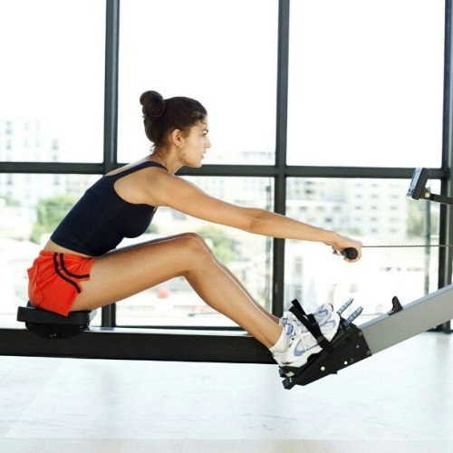 iHerb Fitness Tip:  If you don't like a particular exercise, start doing it. You're probably avoiding it because you're weak at it.