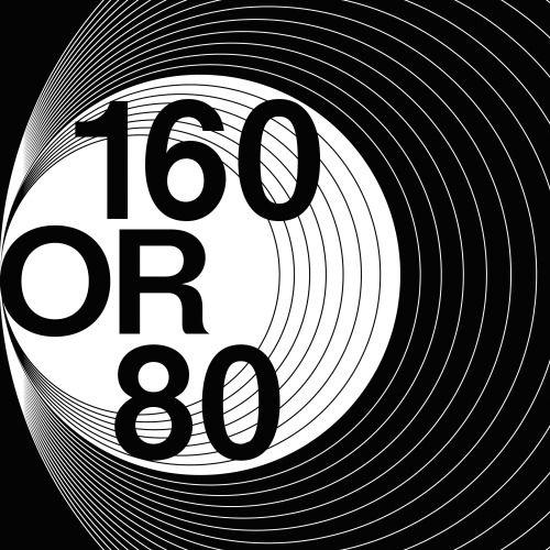 160Or80 - 160Or80 Japanese music collective 160Or80 releases their debut self-titled compilation album featuring their full roster that combines the realms of rap, chillwave, trap and the juke/footwork style. This might be the first time we've heard the influence over Japanese rap, and the results are very refreshing. S/O to Summerbreeze!  Purchase 160Or80
