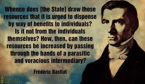 Read Bastiat.