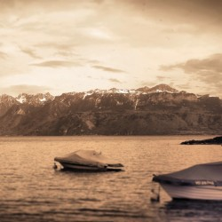 Did some iPhone photo editing this #leica picture from #lausanne #switzerland  #schweiz #suisse