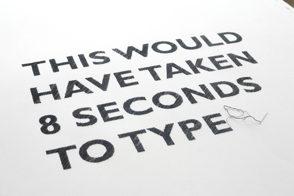 goodtypography:  Briar Mark