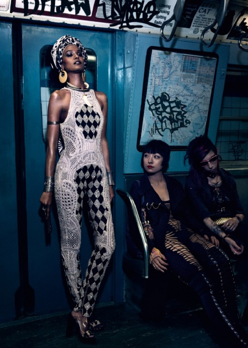 vogue nippon: liya kebede, april 2013 http://wp.me/s1lJpw-23161View Post