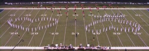 ozzyg:  Phantom Regiment 2011 show : Juliet