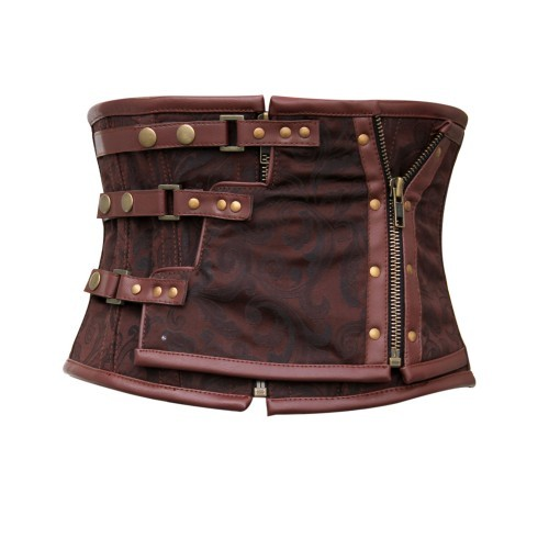 logicallunacy:  Steampunk Corsets from Corset-Story.com.