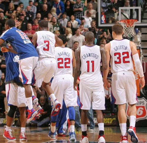 basketballfan4life:  16th Straight Win for the Clippers