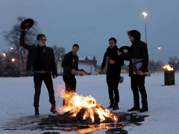 So we've all spent today reacquainting ourselves with the entire Fall Out Boy discography, yes?