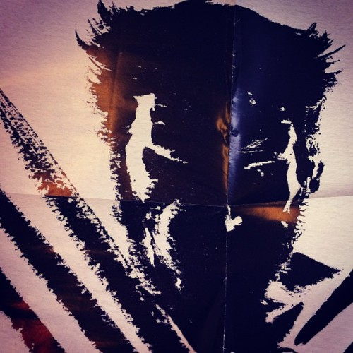 Hugh #thewolverine