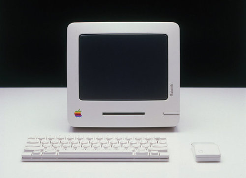 Baby Mac, 1985 via Co.Design.