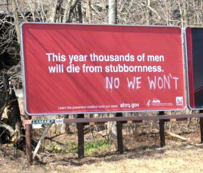 I think they made their point… via Funny Signs