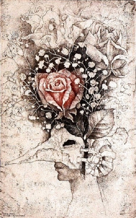 art-and-fury:  Roses - Marina Richterová