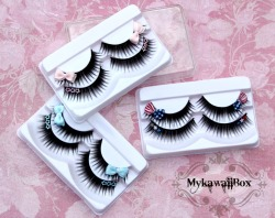 thunder-bunny:  Buy 2 Baby Doll Lashes Get a 3rd Free $10
