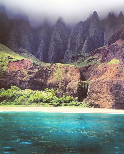 coastline-haze:  A day in kauai by ali.