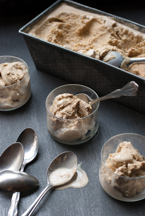 coffee bean kahlua ice cream with zulka sugar click here for recipe