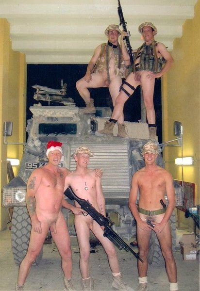 some young guns and some big guns, in this military bromo group…     'topher :)  BestOfBromance@gmail.com - Twitter @BestOfBromance - BestOfBromance@gmail.com