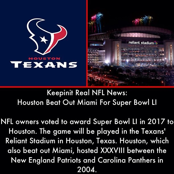 #NFL #voted #award #SuperBowlLI #Houston #Texans #ReliantStadium #Texas #Miami #XXXVIII #NewEngland #Patriots #Carolina #Panthers #Football #Instasports #Followback #Sports #keepinitrealsports #MysterKeepinit