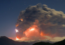 calisonic:  The eruption of Cordon Caulle in Chile.