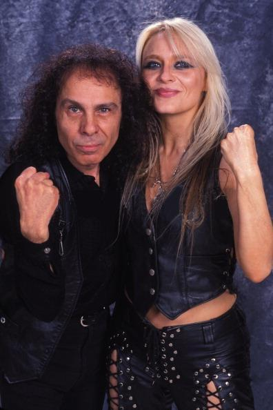 Ronnie James Dio & Doro Pesche