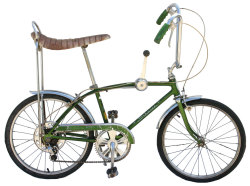 The Schwinn Stingray Fastback.