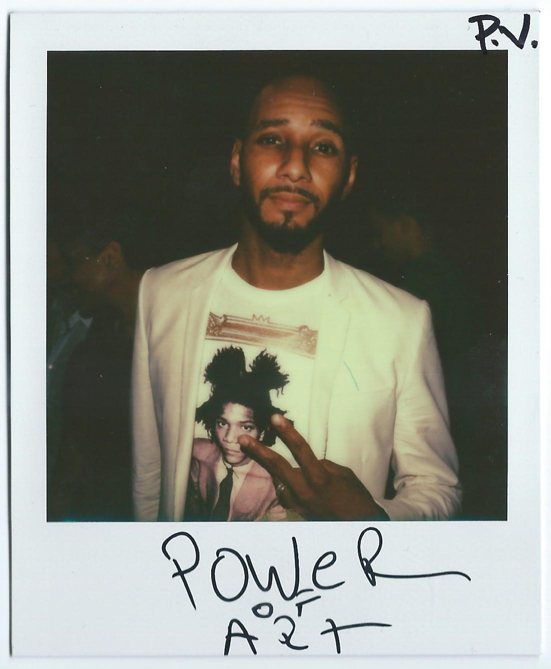 """POWER OF ART"" - SWIZZ BEATZ"