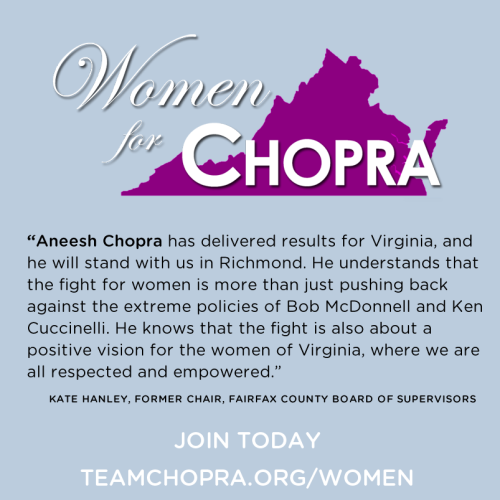 Join Women for Chopra Today