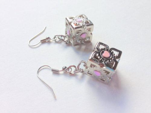 nerdy earrings