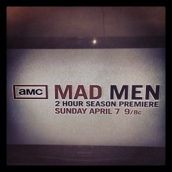 #madmen #april7 #season6