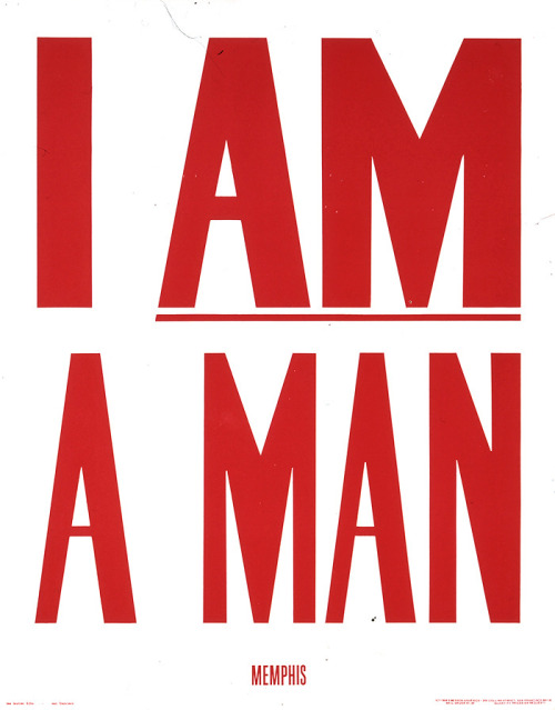 I AM A MAN source: But does it float