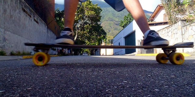 Longboard by Some_U on Flickr.