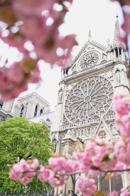 clubmonaco:  We're yearning for springtime in Paris. -Kate Roling, PR Manager