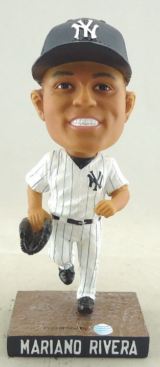 EXCLUSIVE FIRST LOOK: The Mariano Rivera bobblehead giveaway on 9/24. Be there! http://atmlb.com/15nAqdS