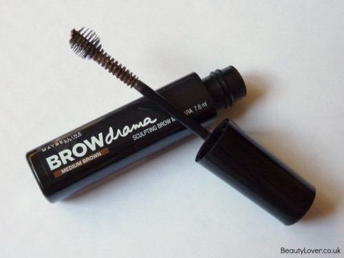 beauty-lover-blog:  New Post!! Maybelline BROWDrama Sculpting Brow Mascara - Find out why it's a fail for me! #bbloggers @maybellineNYUK View Post