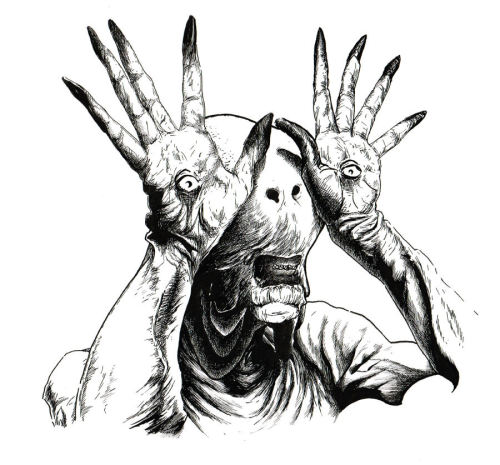 ex0skeletal:  (via Pan's Labyrinth by *stephenburger on deviantART)