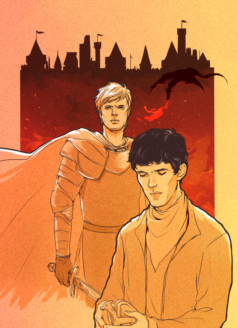 deducemysoul:  Merlin 2x13 - The Last Dragonlord