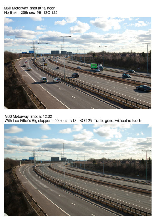RT @jw_photography_: Clear a motorway in 20 seconds with @LEEFilters 10 stop ND Big Stopper. Amazing, Its not all smooth waters & skies! http://t.co/AkQReERuez