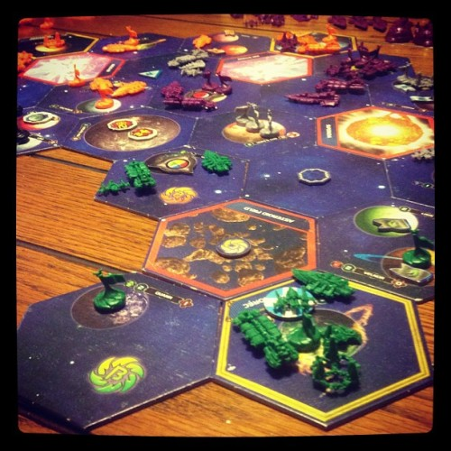 Playing Twilight Imperium