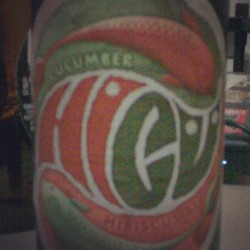 Got dat #HICV #CucumberHibiscusAle #MagicHat