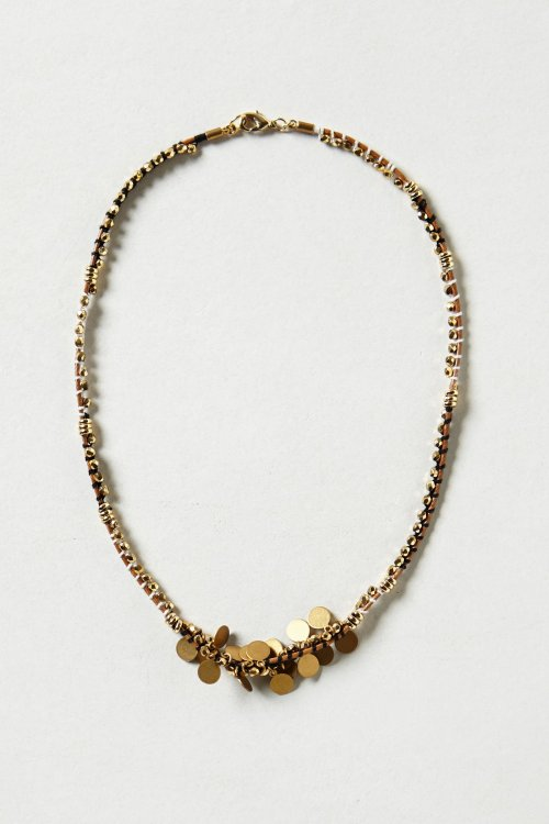 wantering:  Bijouterie Layering Necklace