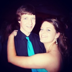my bestfriend <3 #boyfriend #bestfriend #love #cutecouple #happy #formal  #morileedress #morilee #beautiful #longhair #curlyhair #fancy #pretty #blueeyes #bigeyes #smile #tan #summer #dance #perfect #forever #luckygirl #like #likeforlike #follow #followback #followforfollow
