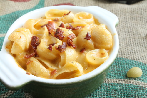 oohhhbaby:  hard apple cider mac and cheese