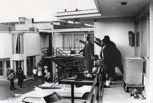"zuky:   April 4, 1968  The assassination of Dr. Martin Luther King Jr. on this day in 1968 remains unsolved and that's how the US government wants to keep it. The murder was investigated by J. Edgar Hoover's FBI (who in all likelihood had something to do with it in the first place) and most of the documentation from that investigation will remain classified until 2027. A subsequent Congressional report conducted by the House Select Committee on Assassinations is similarly sealed until 2029. James Earl Ray was pressed into a guilty plea during a three-hour hearing in order to avoid the death penalty. Three years later, Ray claimed that the assassination was a conspiracy orchestrated by somebody known only as ""Raoul"" whom he met in Montreal. Two separate ballistics tests failed to match the lethal bullet to the alleged murder weapon. The King family supported Ray's call for a retrial, but he was never granted one. When Ray died in 1998, Coretta Scott King said: ""America will never have the benefit of Mr. Ray's trial, which would have produced new revelations about the assassination of Martin Luther King Jr., as well as establish the facts concerning Mr Ray's innocence."" The King family filed a lawsuit in Dr. King's wrongful death which went before a Memphis jury in 1999. The historic three-week trial concerning the murder of one of the most important figures of the 20th century was not covered by US mainstream media which thrives on covering celebrity courtroom dramas in lurid detail. The jury confirmed the existence of ""Raoul"" and concluded that Martin Luther King was assassinated by a broad conspiracy which included agents of his own government. And that's all we know for now."