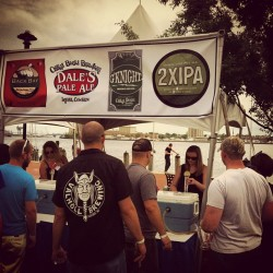 Virginia Beer Fest in Town Point Park in Norfolk. #hrva  #757 #norfolk