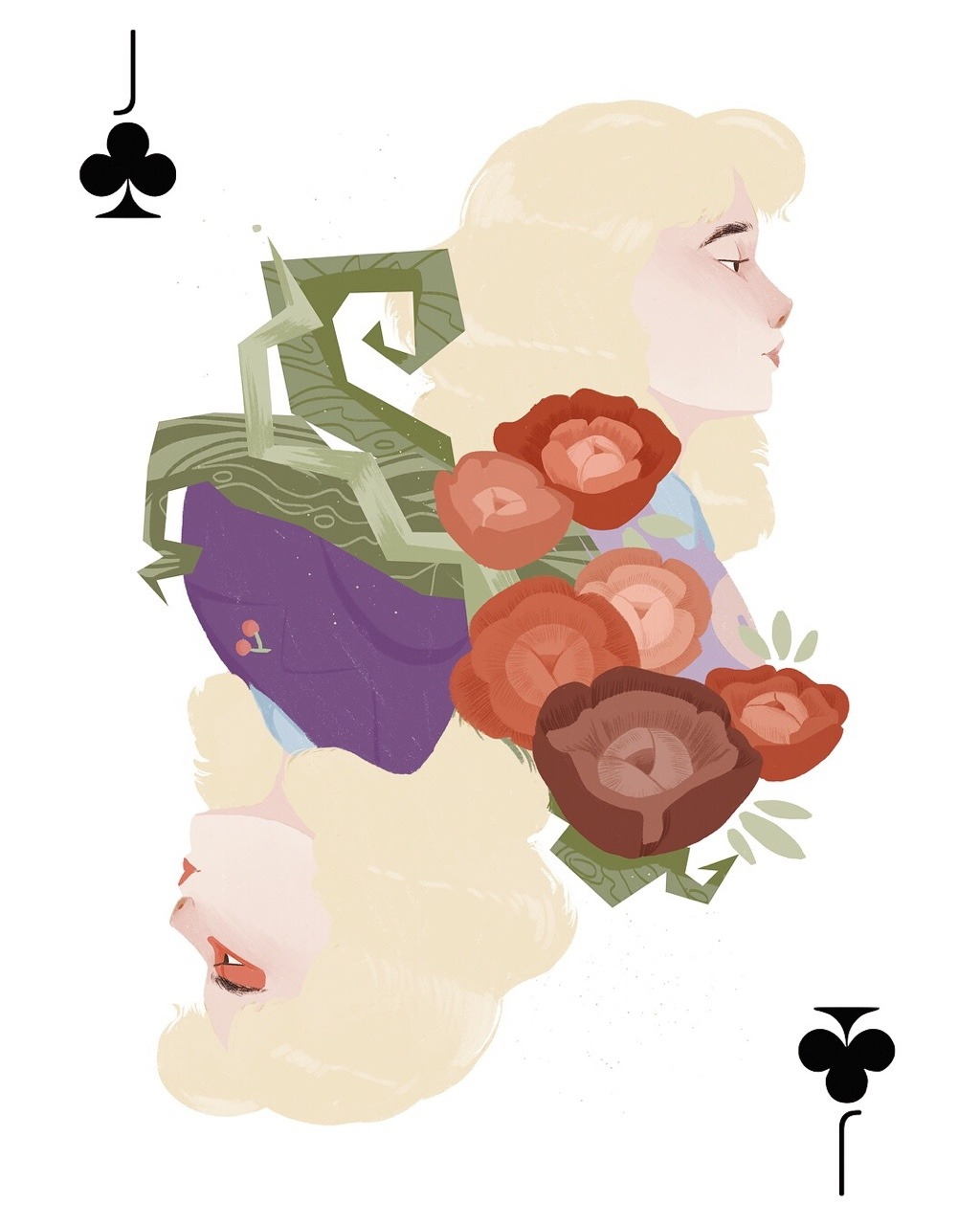 Sadie, jack of Clubs