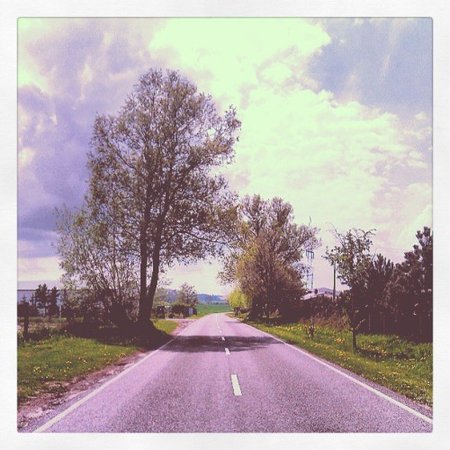 at the countryside // #ontheroad #daytrip #countryside #mv #rostock #sunnyday