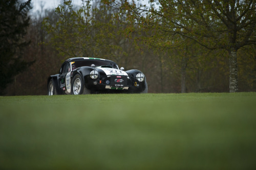 automotivated:  AC Cobra 1963. (by Pieric Dupaquier)