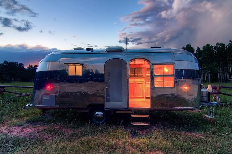 0-u-t-s-i-d-e:coolerthanbefore: 1954 Airstream Flying Cloud