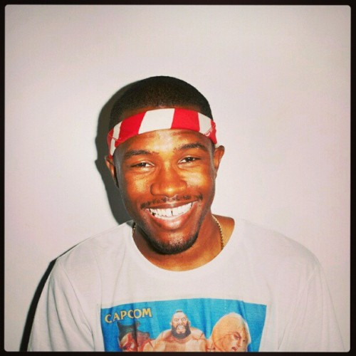 xvlc:  Goodluck Frank with the #grammys #frankocean #frank #ocean #channelorange