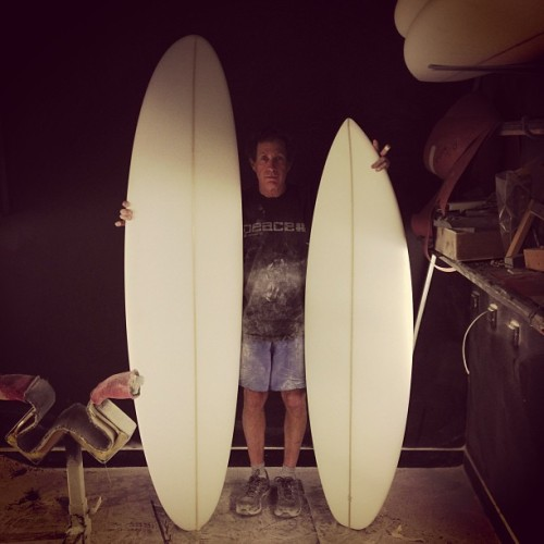 2 legendary Campbell Brothers for great guests! (à uwl surfshop)