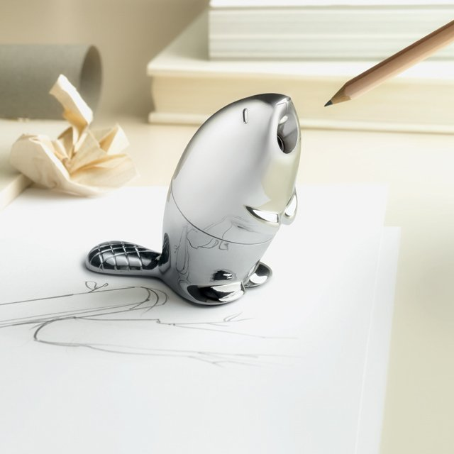 inspirationfeed:  (via Beaver Pencil Sharpener)