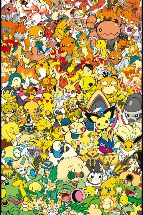 gogoatt:  Pokemon Spectrum | by gogoatt